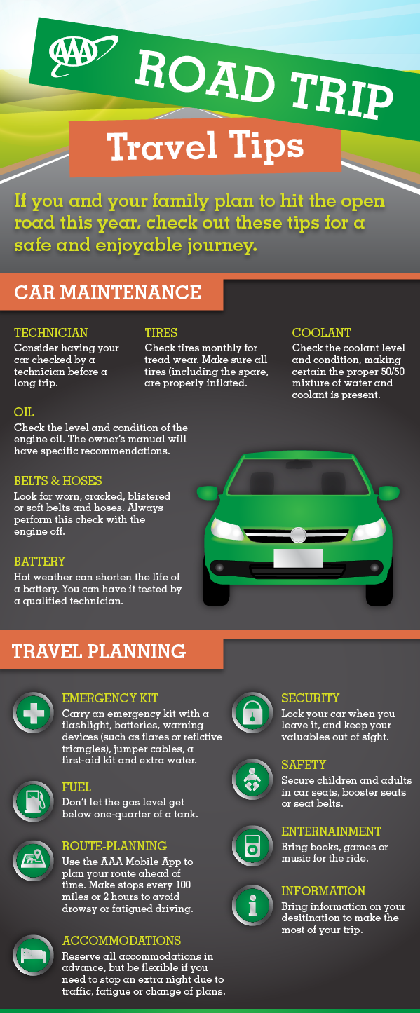 Road-Travel-Tips-infographic